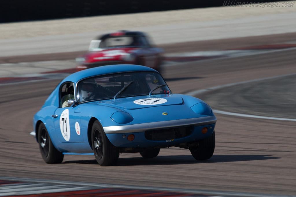 Lotus Elan 26R Shapecraft - Chassis: 26R-7 - Driver: Mike Humphreys / Ivor Dunbar  - 2014 Grand Prix de l'Age d'Or