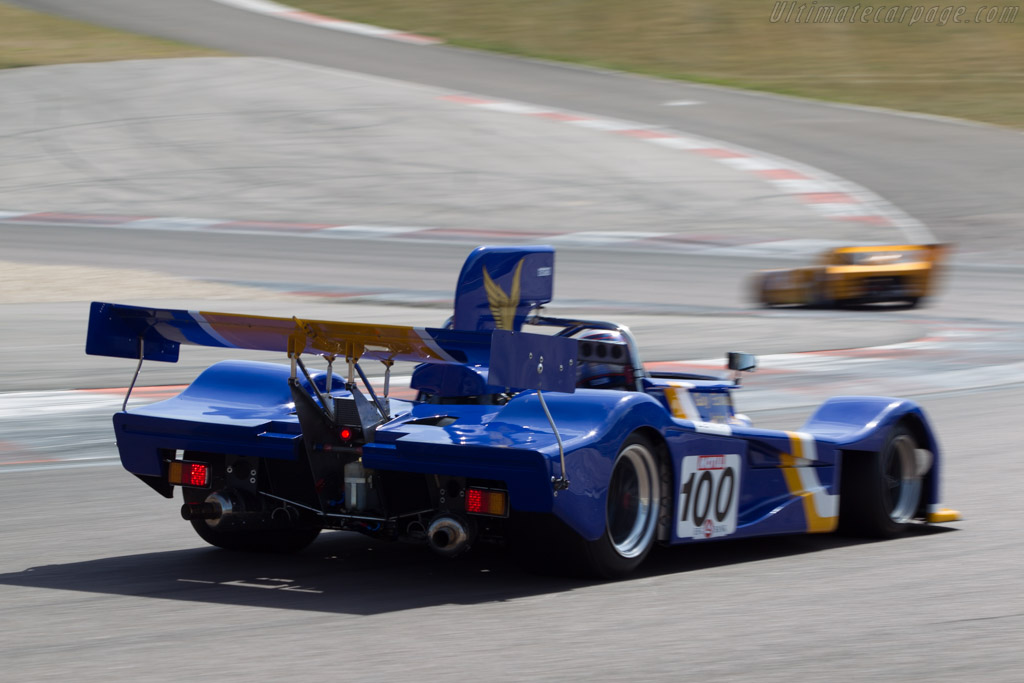 March 76S Cosworth - Chassis: 76S/3 - Driver: Jamie Campbell-Walter  - 2014 Grand Prix de l'Age d'Or