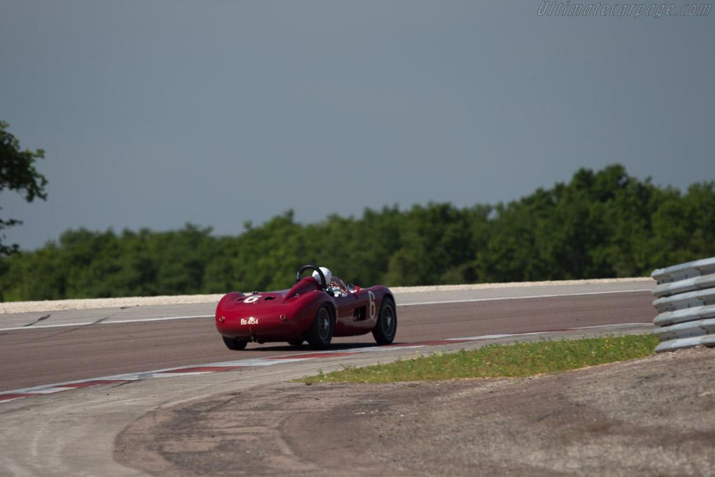 Maserati 300S - Chassis: 3059 - Driver: Carlo Vogele  - 2014 Grand Prix de l'Age d'Or