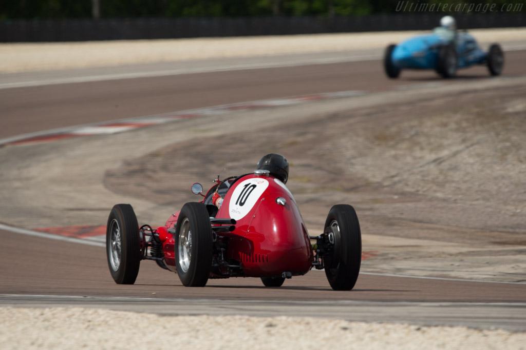 Maserati A6GCM - Chassis: 2033 - Driver: Julia de Baldanza  - 2014 Grand Prix de l'Age d'Or