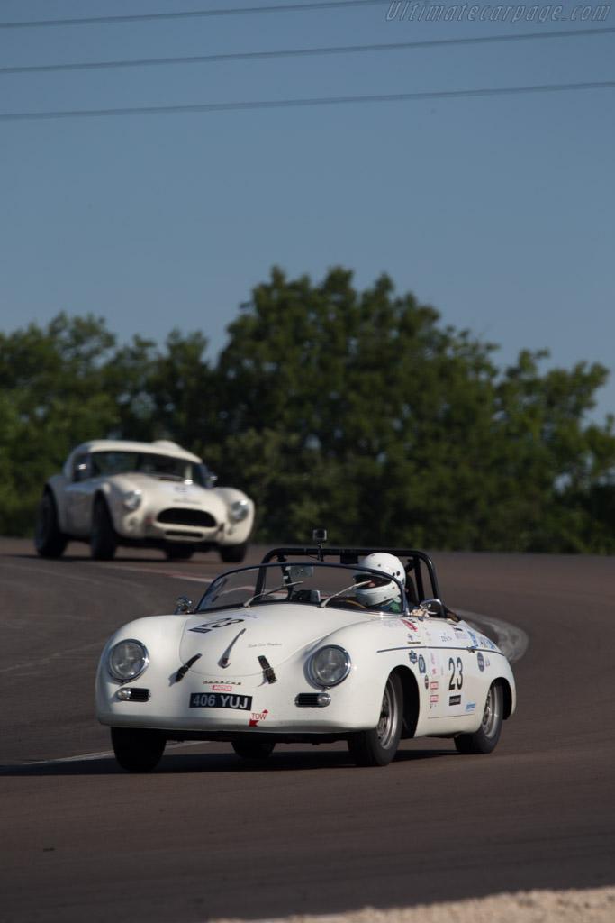 Porsche 356 Speedster - Chassis: 80736 - Driver: Vincent Tourneur  - 2014 Grand Prix de l'Age d'Or