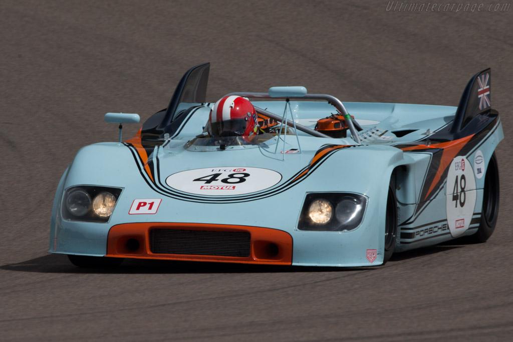Porsche 908/3 - Chassis: 908/03-001 - Driver: Peter Vogele  - 2014 Grand Prix de l'Age d'Or