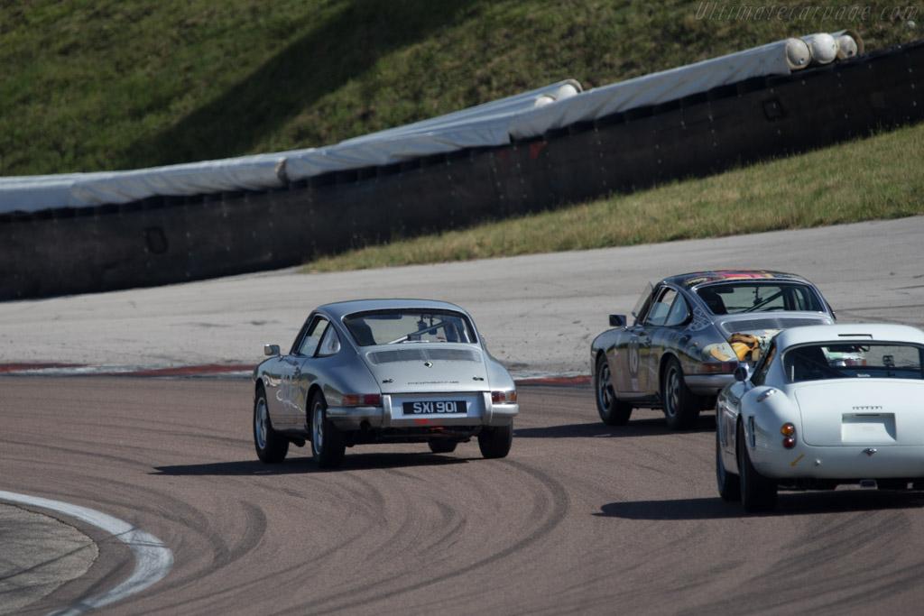 Porsche 911 - Chassis: 300241 - Driver: Pascal Pandelaar  - 2014 Grand Prix de l'Age d'Or