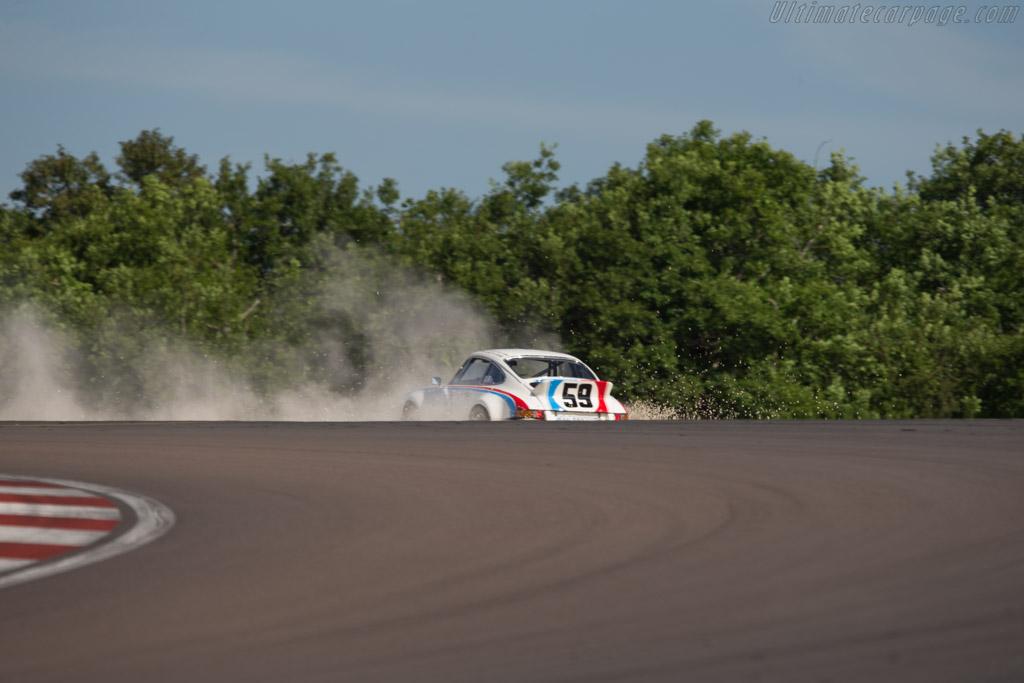 Porsche 911 Carrera RSR 2.8 - Chassis: 911 360 0727 - Driver: Jean-Philippe Grand  - 2014 Grand Prix de l'Age d'Or