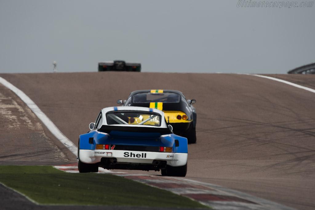 Porsche 911 Carrera RSR 3.0  - Driver: Wolfgang Kaufmann  - 2014 Grand Prix de l'Age d'Or