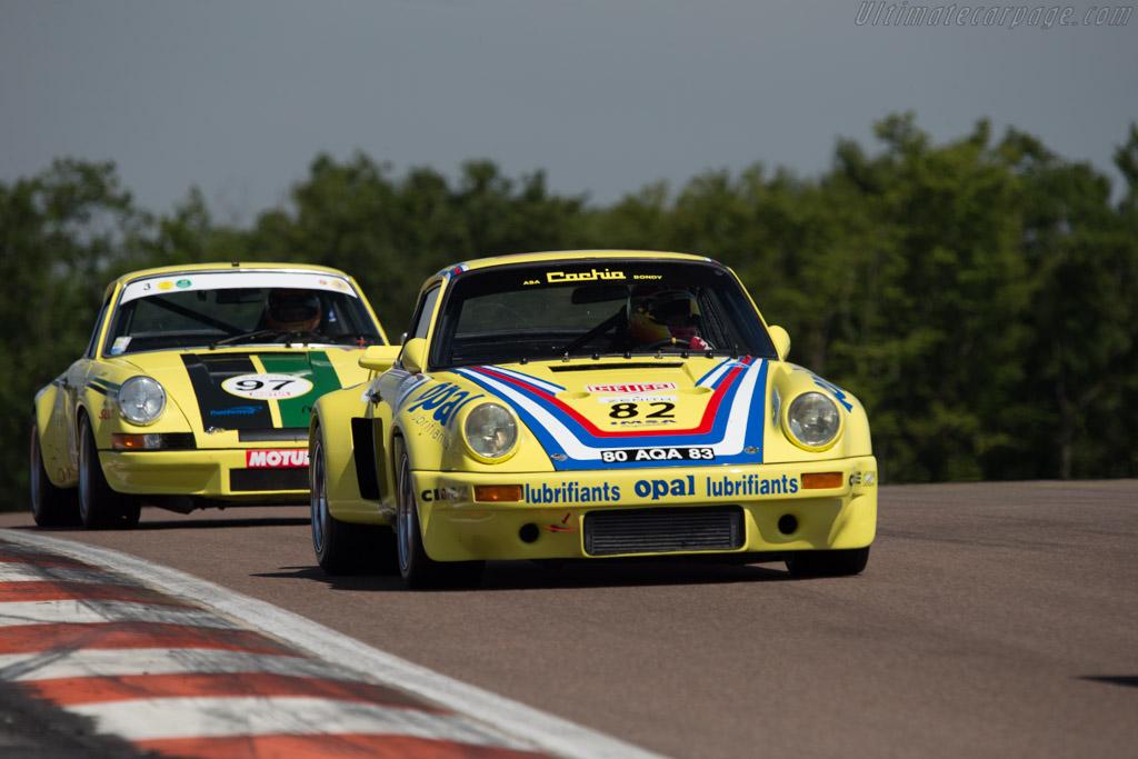Porsche 911 Carrera RSR 3.0 - Chassis: 911 460 9059 - Driver: Michel Lecourt / Raymond Narac  - 2014 Grand Prix de l'Age d'Or