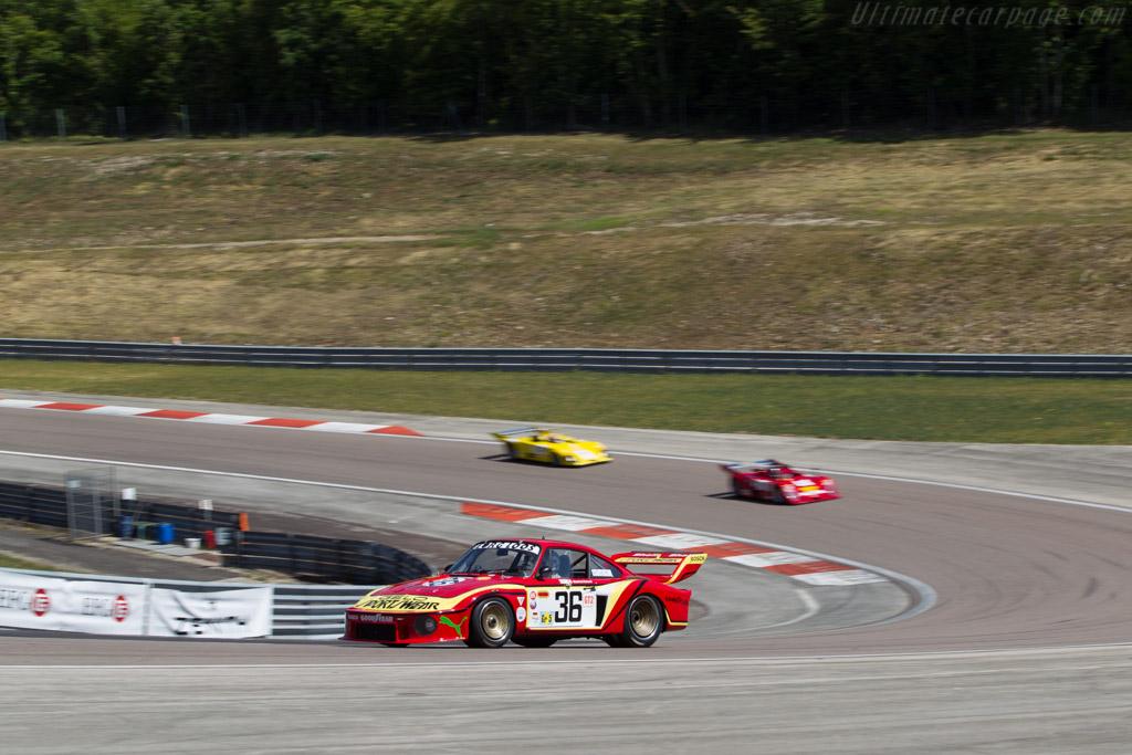 Porsche 935/78 - Chassis: 930 890 0015 - Driver: Stephan Meyers  - 2014 Grand Prix de l'Age d'Or