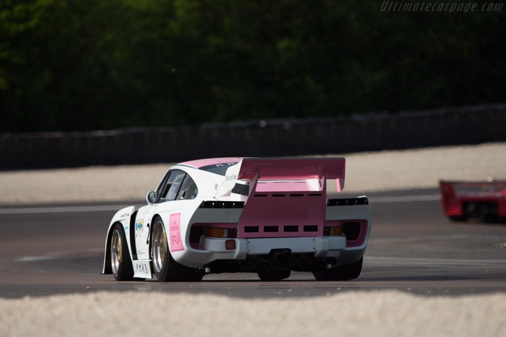 Porsche 935 K3 - Chassis: 001 0020 - Driver: Nicolas d'Ieteren  - 2014 Grand Prix de l'Age d'Or