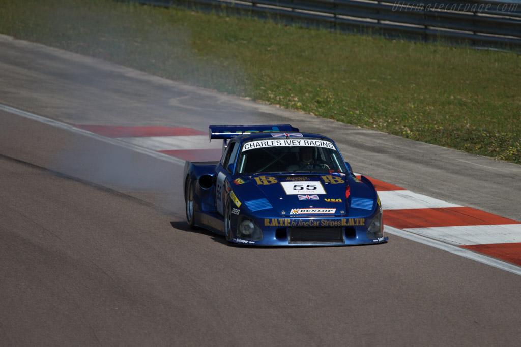 Porsche 935 K3 - Chassis: 009 0002 - Driver: Guenther Schindler  - 2014 Grand Prix de l'Age d'Or