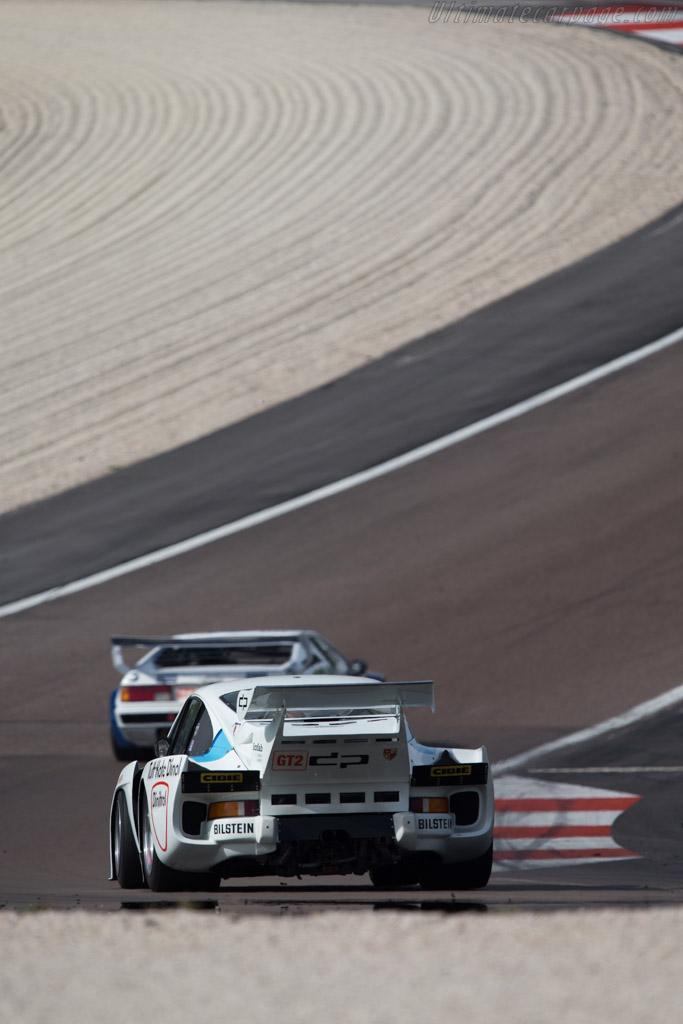Porsche 935 L1 - Chassis: L1 - Driver: Christian Traber  - 2014 Grand Prix de l'Age d'Or