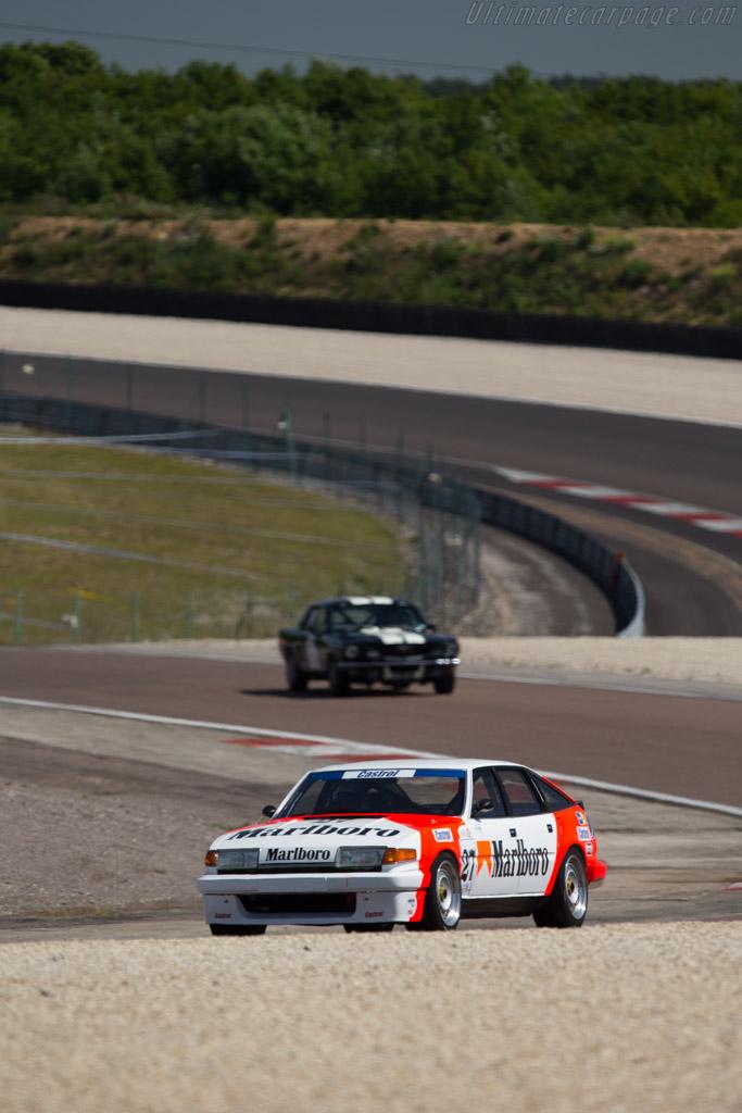 Rover TWR Vitesse - Chassis: TWR 001 - Driver: Richard Postins  - 2014 Grand Prix de l'Age d'Or