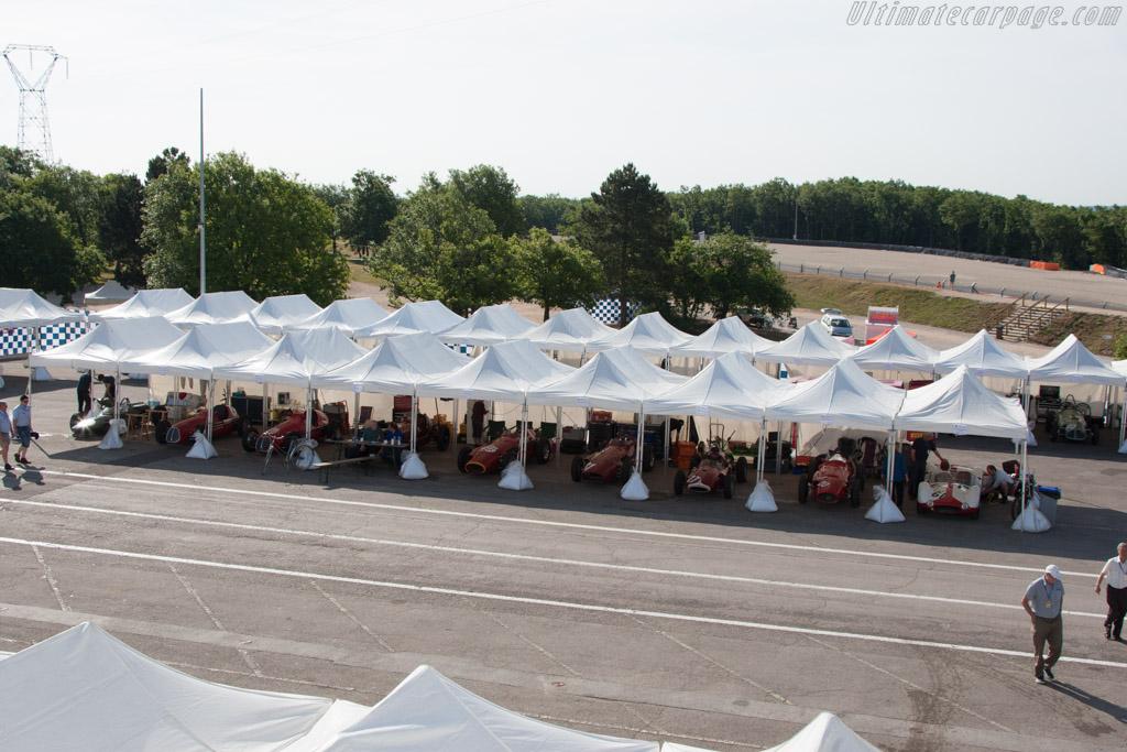 Welcome to Dijon    - 2014 Grand Prix de l'Age d'Or