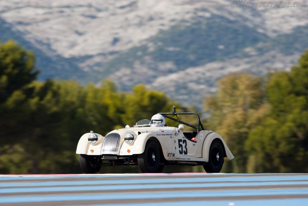 Morgan 4 4 Competition 2011 Dix Mille Tours