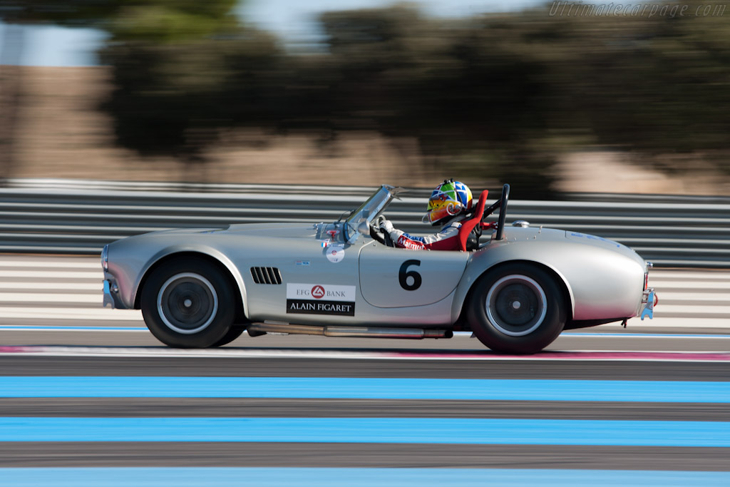AC Shelby Cobra - Chassis: CSX2388   - 2011 Dix Mille Tours