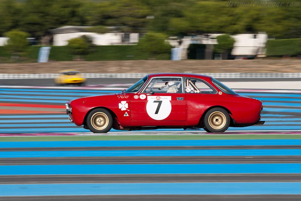 Alfa Romeo 1750 GTAM    - 2011 Dix Mille Tours