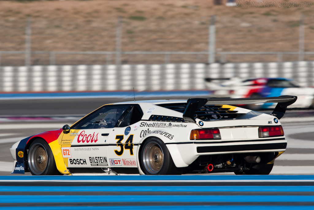BMW M1 Group 4 - Chassis: 4301065   - 2011 Dix Mille Tours