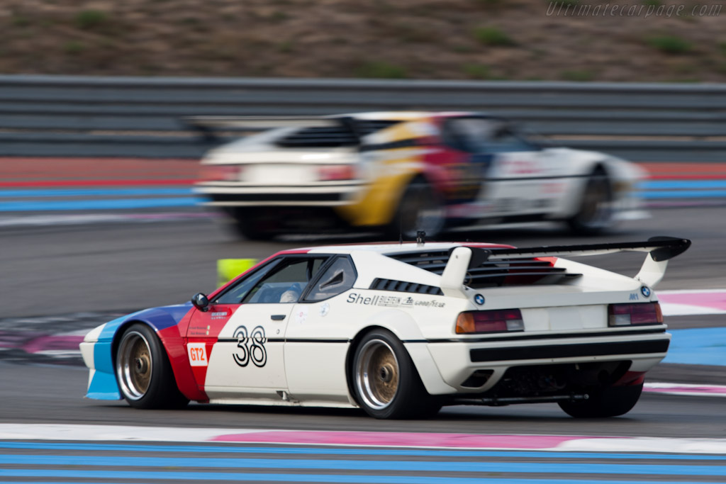 BMW M1 Group 4 - Chassis: 4301016   - 2011 Dix Mille Tours