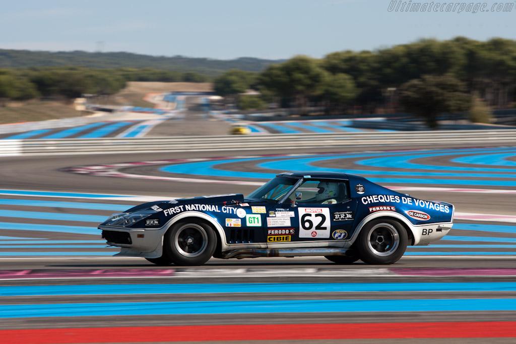 Chevrolet Corvette   - 2011 Dix Mille Tours