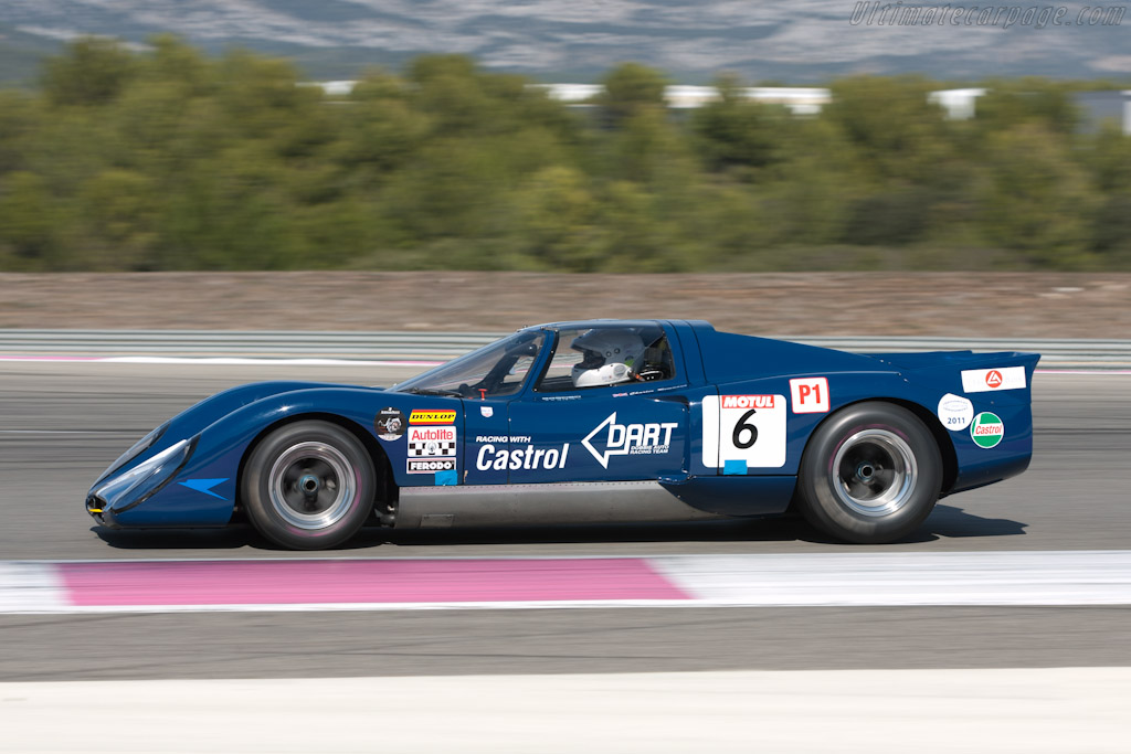 Chevron B16 - Chassis: CH-DBE-29   - 2011 Dix Mille Tours