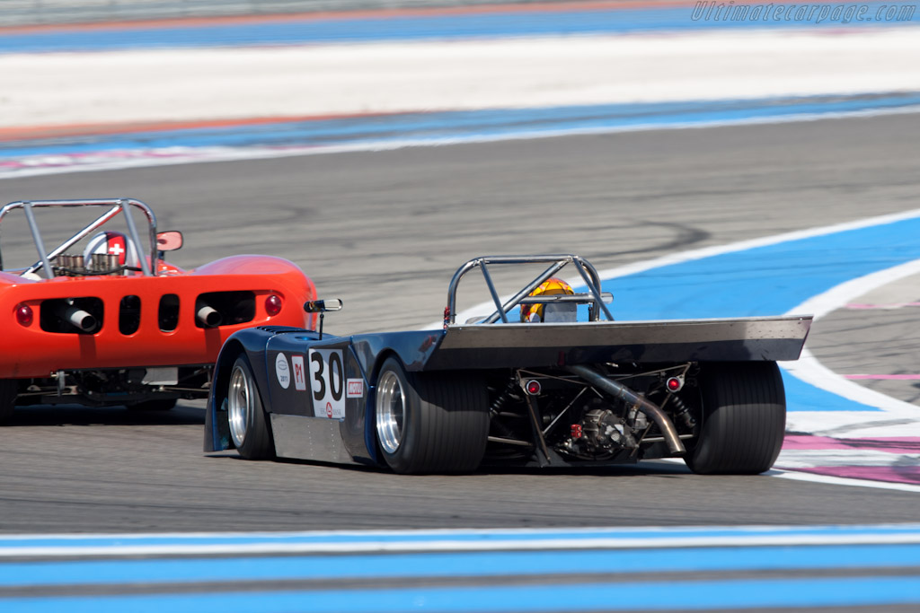 Chevron B19 - Chassis: B19-71-17   - 2011 Dix Mille Tours