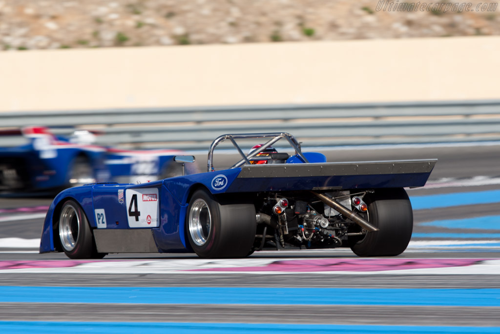 Chevron B21 - Chassis: B21-72-5   - 2011 Dix Mille Tours