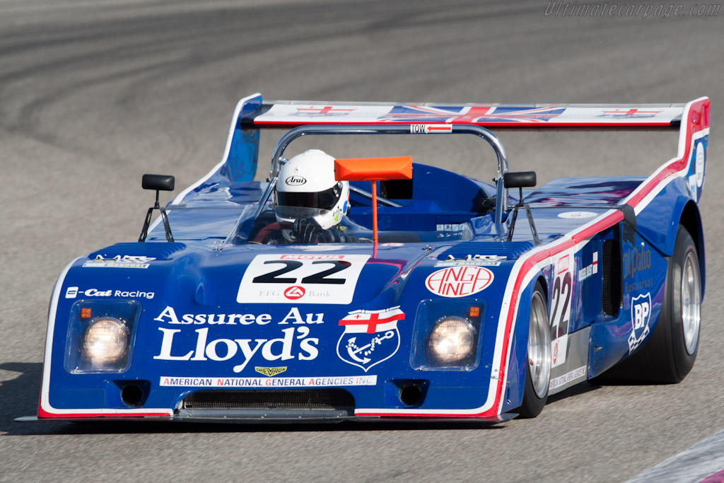 Chevron B31 - Chassis: B31-75-04   - 2011 Dix Mille Tours