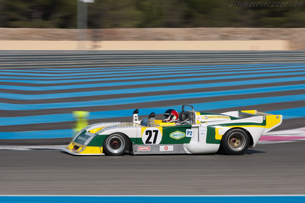 Chevron B36 - Chassis: 36-76-03   - 2011 Dix Mille Tours
