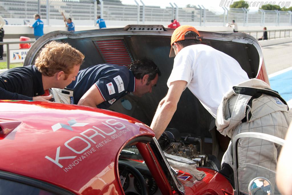 E-Type Engine Problems    - 2011 Dix Mille Tours