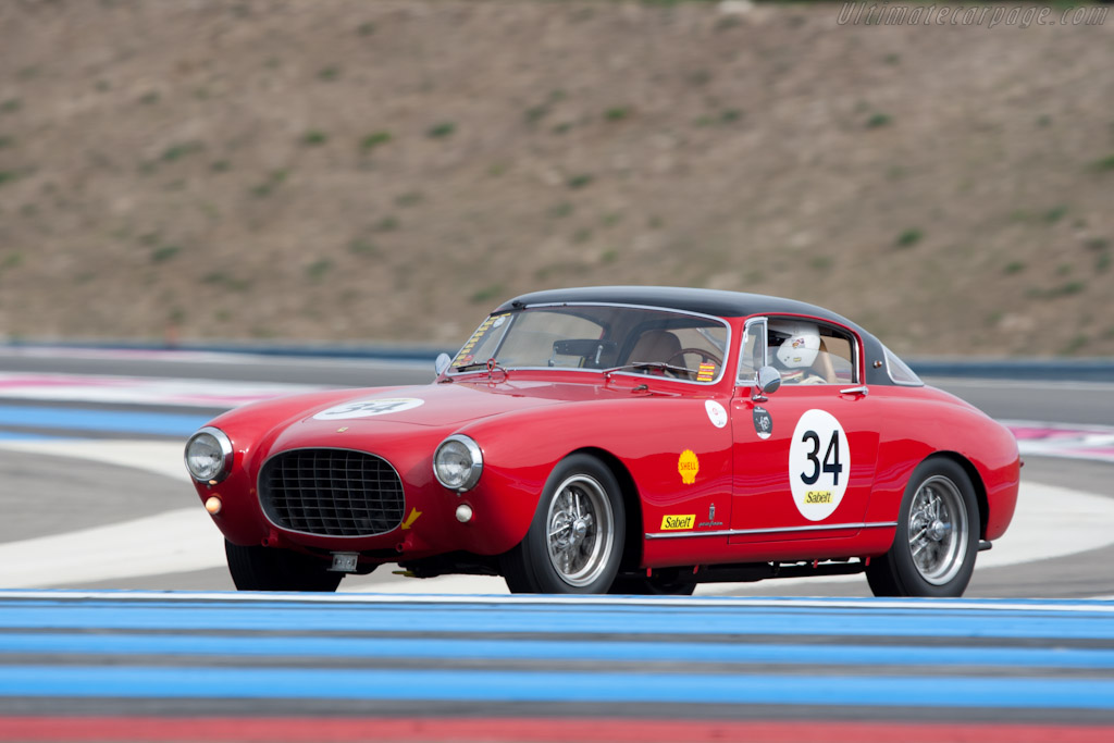 Ferrari 250 GT Europa - Chassis: 0357GT   - 2011 Dix Mille Tours