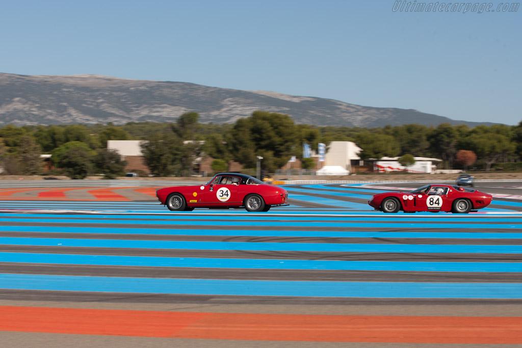 Ferrari 250 GT Europa - Chassis: 0357GT   - 2011 Dix Mille Tours
