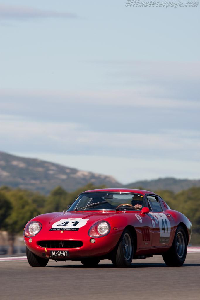 Ferrari 275 GTB/4 - Chassis: 09247 - Driver: Jan Gijzen - 2011 Dix Mille Tours