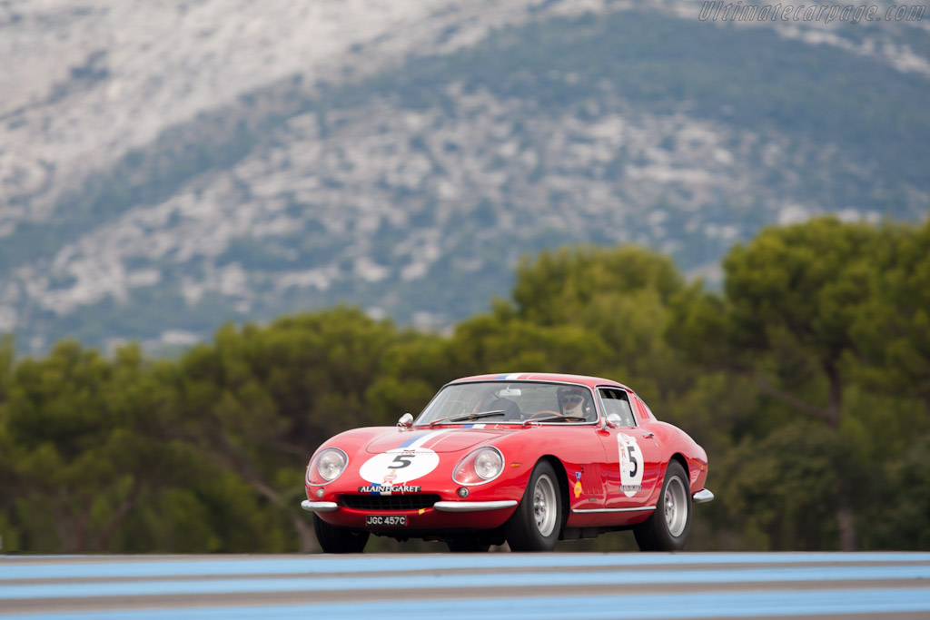 Ferrari 275 GTB - Chassis: 08061   - 2011 Dix Mille Tours