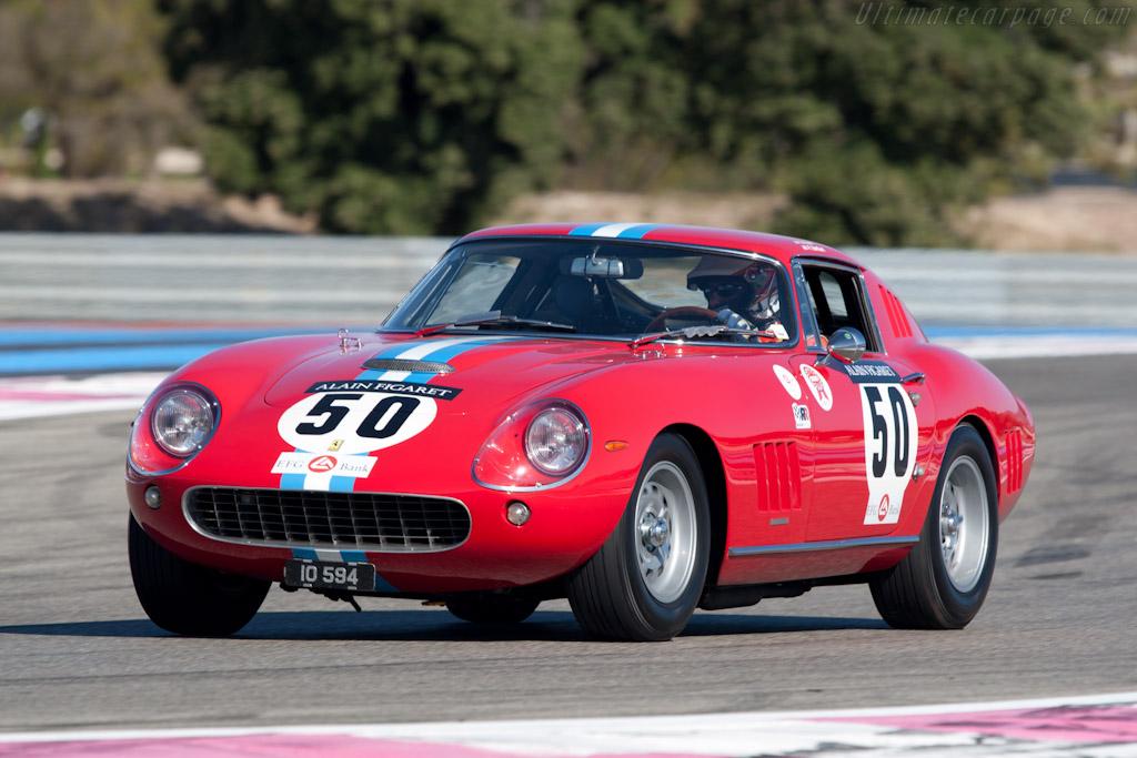 Ferrari 275 GTB Competition - Chassis: 07641 - Driver: Steven Read  - 2011 Dix Mille Tours