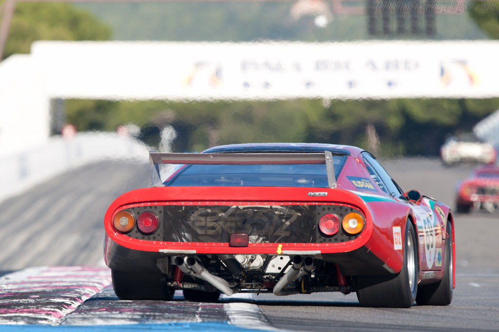 Ferrari 512 BB LM - Chassis: 28601 - Driver: Mr John of B  - 2011 Dix Mille Tours