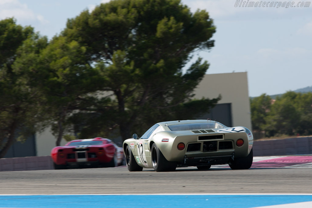Ford GT40 - Chassis: GT40P/1078   - 2011 Dix Mille Tours