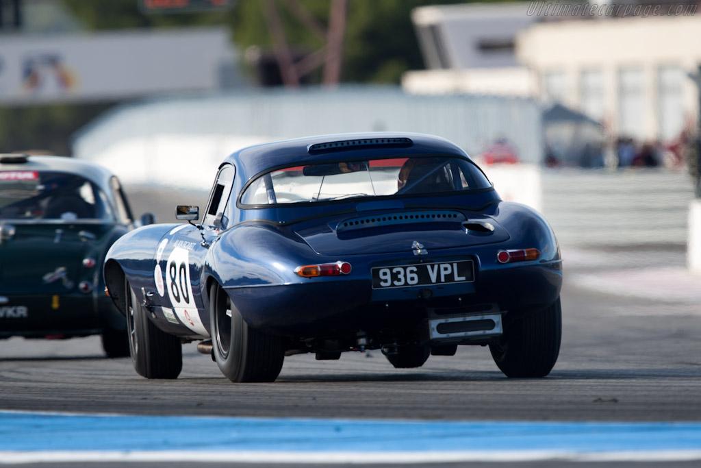 Jaguar E-Type    - 2011 Dix Mille Tours