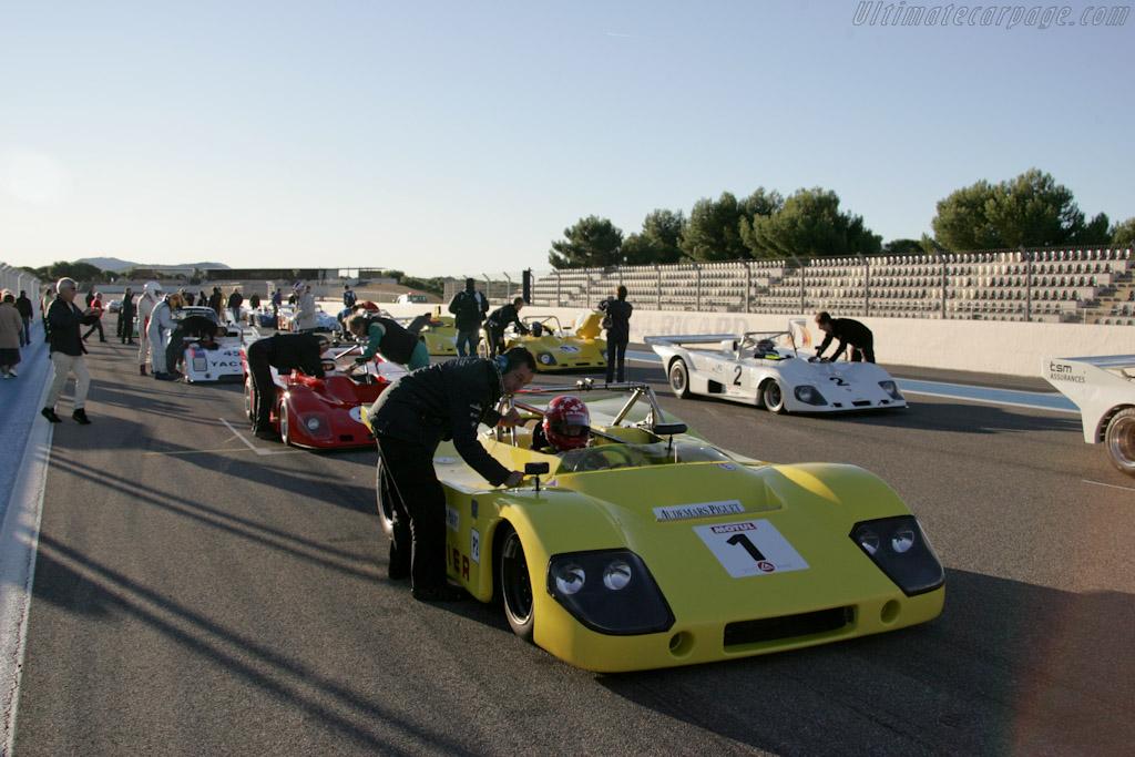Ligier JS3 - Chassis: JS3-01   - 2011 Dix Mille Tours