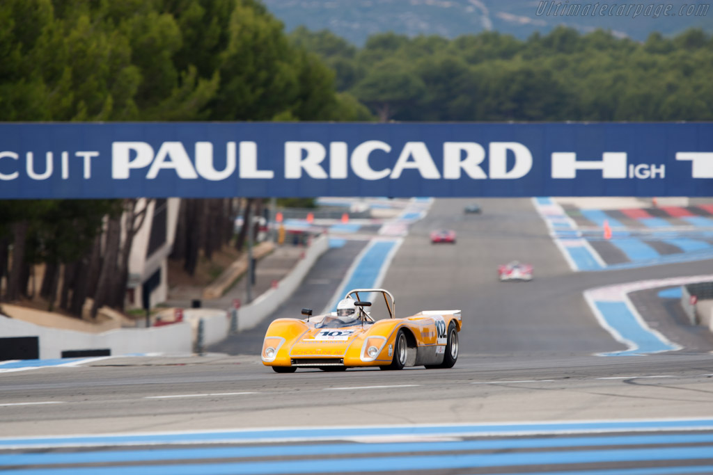 Lola T210 - Chassis: SL210/14   - 2011 Dix Mille Tours