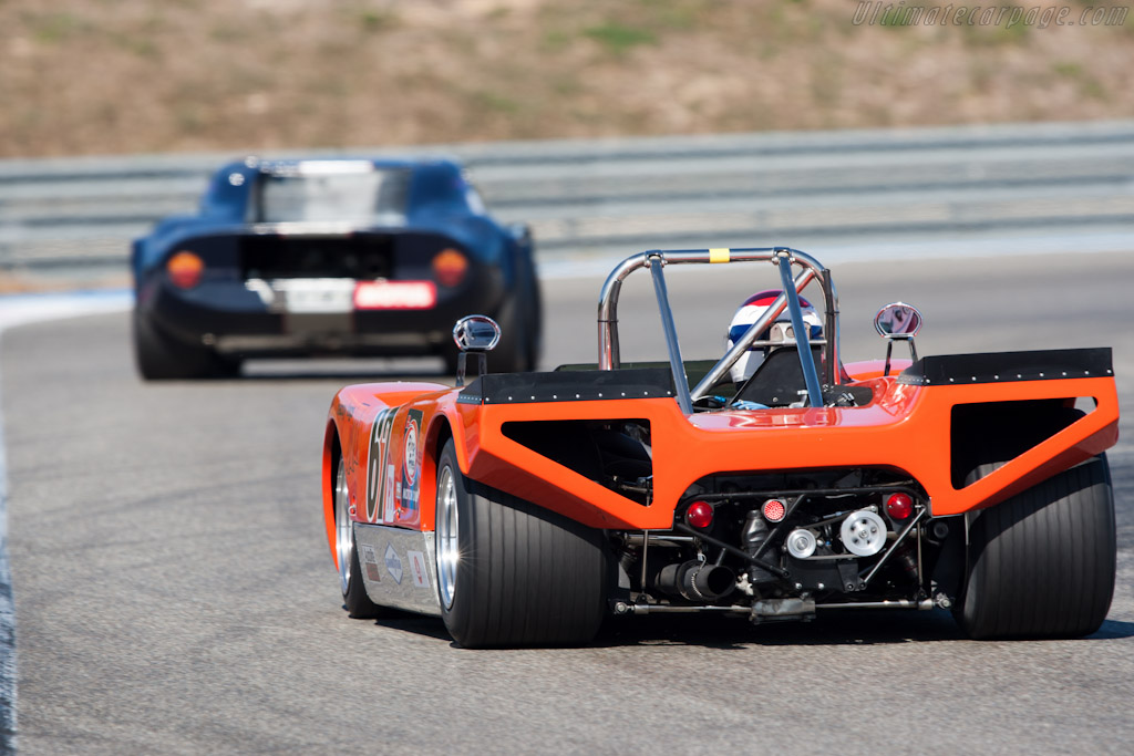 Lola T212 - Chassis: HU34  - 2011 Dix Mille Tours