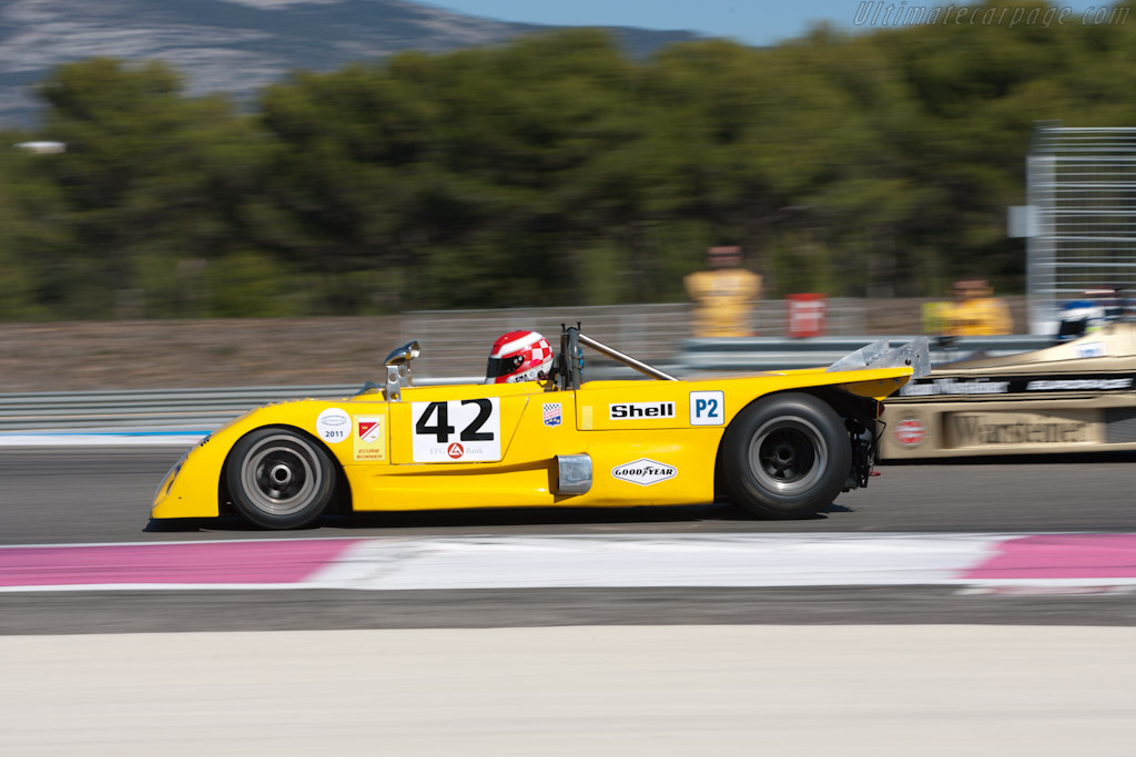 Lola T280 - Chassis: HU1  - 2011 Dix Mille Tours