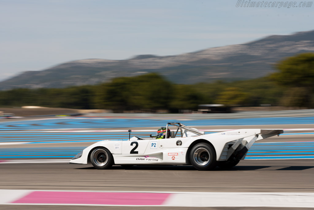 Lola T298 - Chassis: HU106   - 2011 Dix Mille Tours