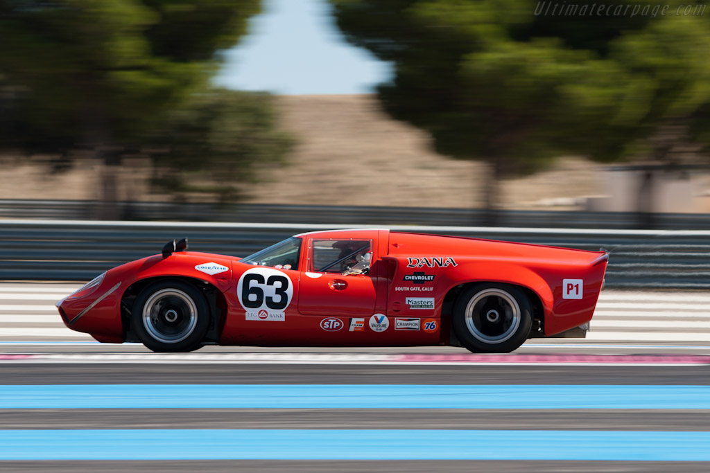 Lola T70 Mk3 Coupe - Chassis: SL73/129   - 2011 Dix Mille Tours