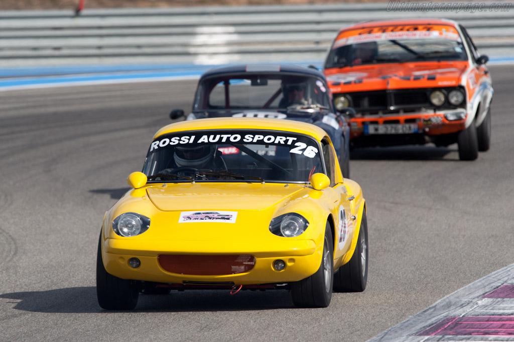 Lotus Elan    - 2011 Dix Mille Tours