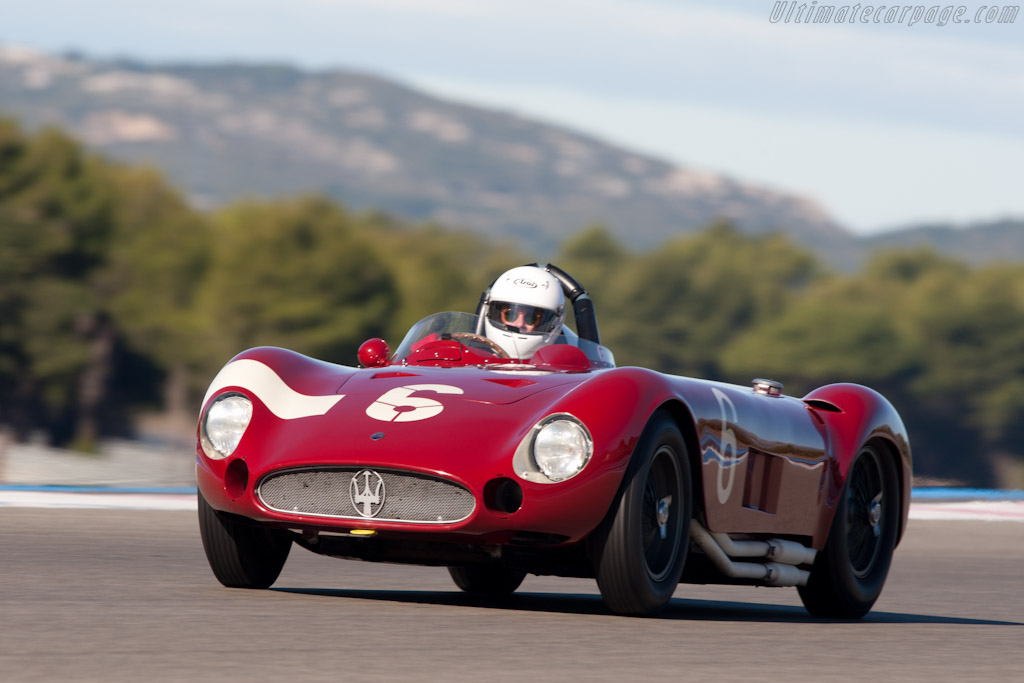 Maserati 300S - Chassis: 3059   - 2011 Dix Mille Tours