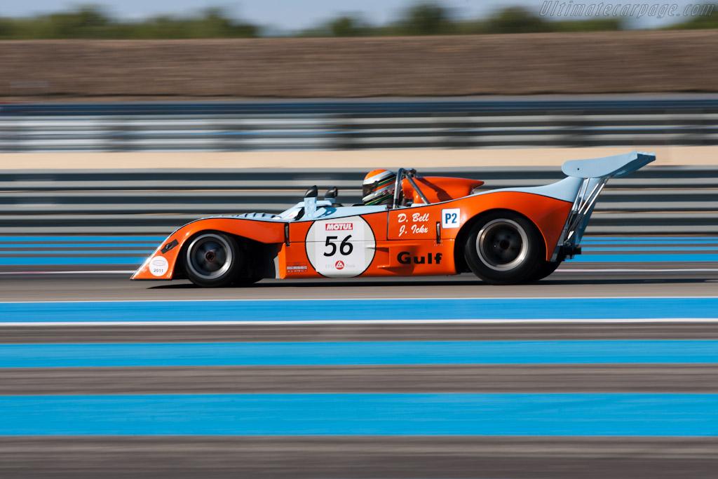 Mirage GR7 - Chassis: GR7/701 - Driver: Marc Devis  - 2011 Dix Mille Tours