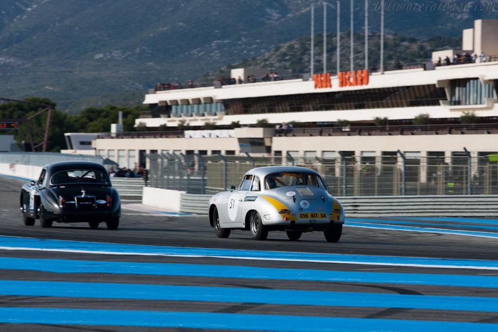 Porsche 356    - 2011 Dix Mille Tours