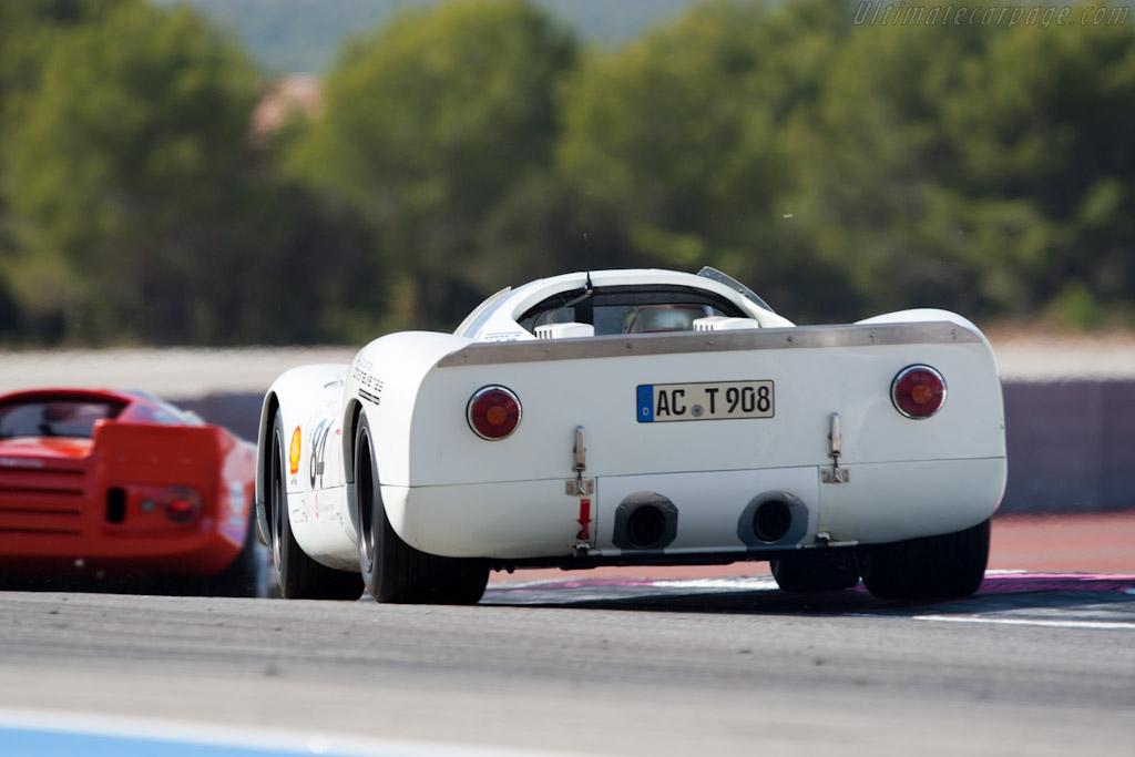 Porsche 908 - Chassis: 908-019   - 2011 Dix Mille Tours