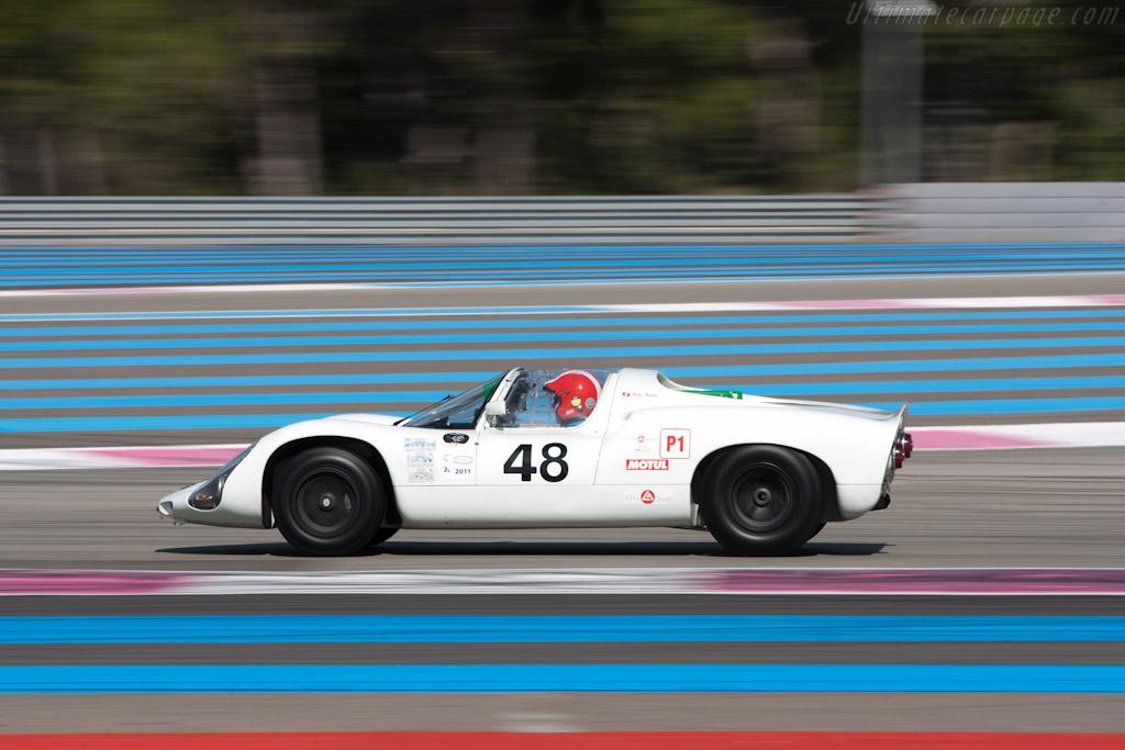 Porsche 910 - Chassis: 910-019   - 2011 Dix Mille Tours