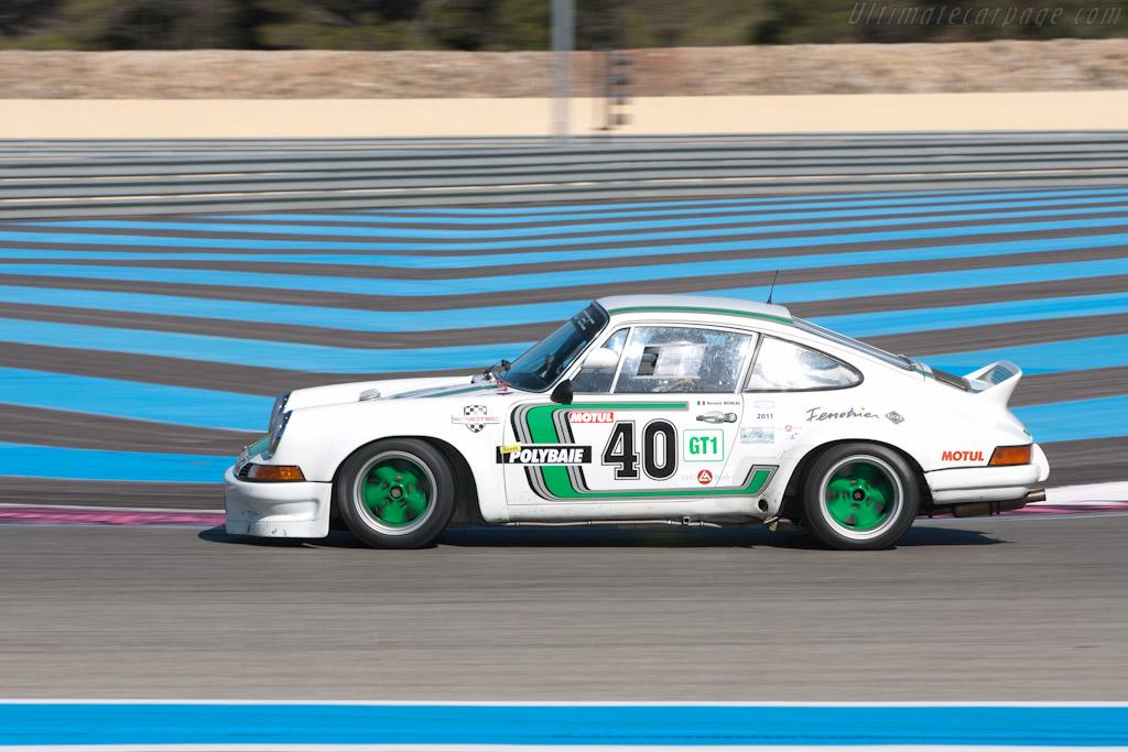 Porsche 911 Carrera RSR 2.8   - 2011 Dix Mille Tours