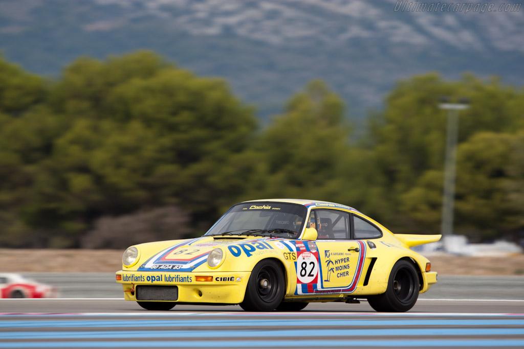 Porsche 911 Carrera Rsr 3 0 Chassis 911 460 9059 2011 Dix Mille Tours
